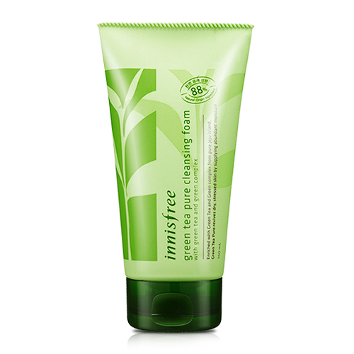 innisfree-green-tea-pure-cleansing-foam